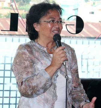 Mireille Rabenoro
